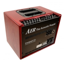 AER COMPACT 60/3 ACAJOU LIMITED EDITION