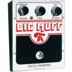 EHX BIG MUFF PI USA