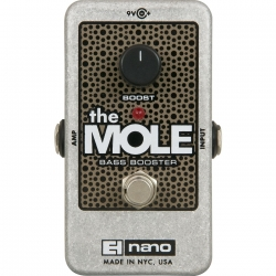 EHX THE MOLE BASS BOOSTER