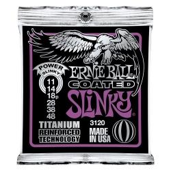 ERNIE BALL SLINKY TITANIUM 11-48