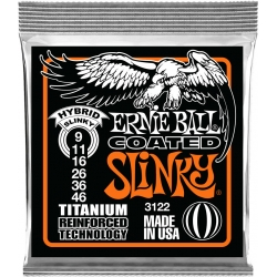 ERNIE BALL SLINKY TITANIUM 09-46