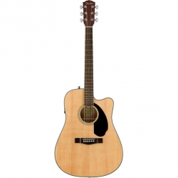 FENDER GUIT FOLK EL/AC CD60SCE