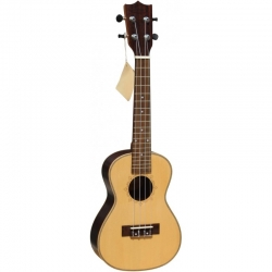 BETTER UKULELE 23 SOLIDE SPRUCE TOP -67- &