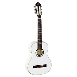 GUITARE 1/2 ORTEGA R121 EPICEA, BLANC