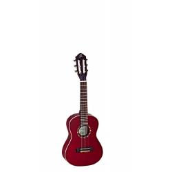 GUITARE 1/4 ORTEGA R121 EPICEA, BORDEAUX