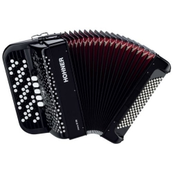 HOHNER ACCORDEON NOVA III 96 NOIR