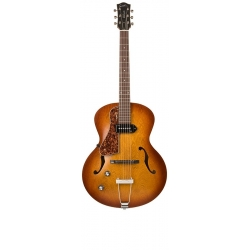 5th Avenue Kingpin P90 Cognac Burst LH avec tric