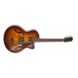5th Avenue CW Kingpin II HB Cognac Burst avec tric