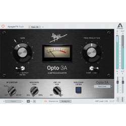 APOGEE OPTO-3A - Compresseur/limiteur Vintage - Plugin AAX Native, AU et VST3 pour Mac
