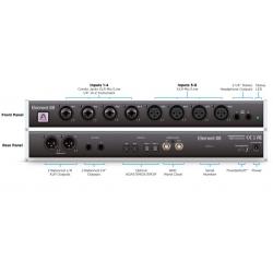 APOGEE ELEMENT 88 - Interface audio Firewire 16 entrées / 16 Sorties - 8x préamplis mic/instrument - 24bits/192 kHz