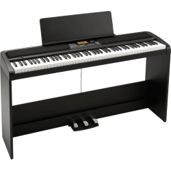 KORG Piano arrangeur XE20 88 notes et son stand