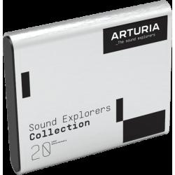 ARTURIA SOUND EXPLORER COLLECTION