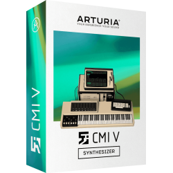 ARTURIA Ensemble de synthétiseurs logiciels