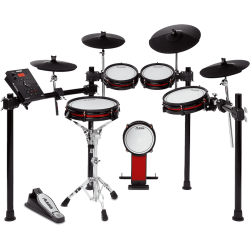 ALESIS KIT MESH 5 FUTS SPECIAL EDITION - 4 CYMBALES
