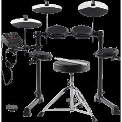 ALESIS Kit mesh 4 fûts - 3 cymbales