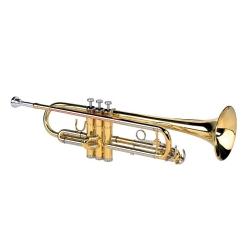 ALYSÉE TR-6333 - Trompette Sib - vernie