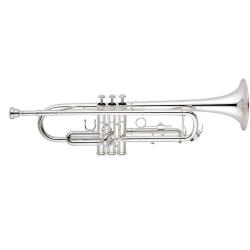 ALYSÉE TR-6333S - Trompette Sib - argentée
