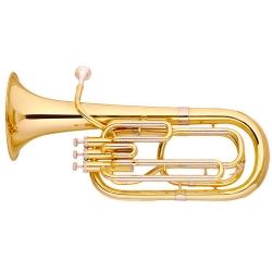 ALYSÉE BH-401L - Bugle baryton Sib - verni