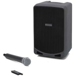 SAMSON EXPEDITION XP106W - Sonorisation portable - 100W - Bluetooth - micro sans fil USB STAGE XPD1 inclus
