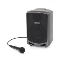 SAMSON EXPEDITION EXPRESS+ - Sonorisation portable - 75W - Bluetooth - avec microphone filaire