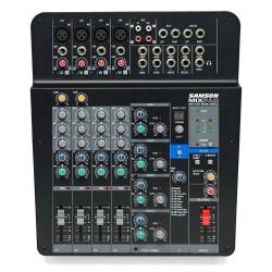 SAMSON MXP124FX - Console de mixage 12 voies - USB - multieffet digital