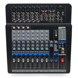 SAMSON MXP144FX - Console de mixage 14 voies - USB - multieffet digital