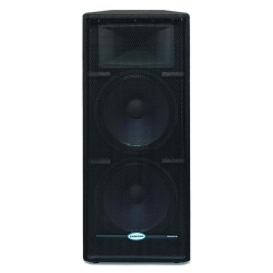 "SAMSON RS215 HD - Enceinte passive - 2 voies - 2x woofer 15"" - 1200W"