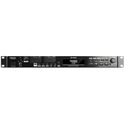DENON PRO Enregistreur audio réseau SD/USB interface Dante 2X2