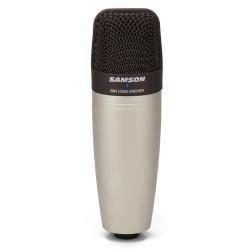 SAMSON C01 - Microphone à condensateur hypercardioide