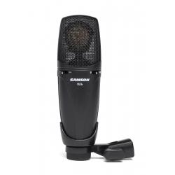 SAMSON CL7a - Microphone à condensateur cardioïde - finition noire