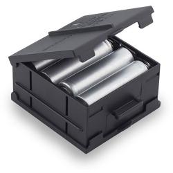 ZOOM BCF-8 - Boîtier de piles pour enregistreurs multipistes de terrain F4 et F8