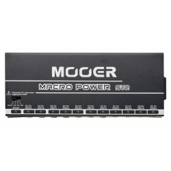 ALIMENTATION MOOER MACRO POWER S12