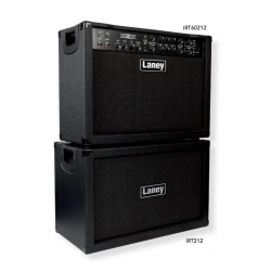 AMPLI A LAMPES LANEY IRONHEART 60W/2X12""