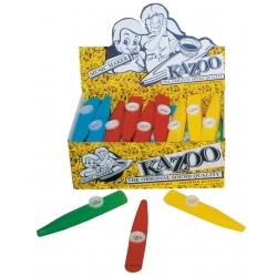 BOITE DE 50 KAZOOS EN PLASTIQUE