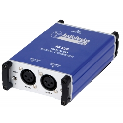 COMBINATEUR SIGNAUX AUDIODESIGN PA V20