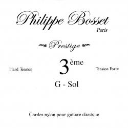 CORDE BOSSET CLASSIQUE PRESTIGE TF SOL3